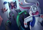 [HoD] Quest 1: Follow the White Rabbit
