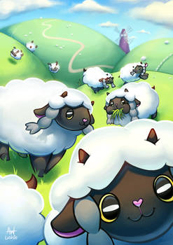 Wooloo | Rolling Hills