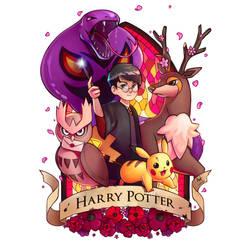 Pottermon: Harry Potter