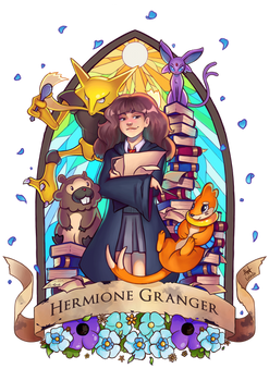 Pottermon: Hermione Granger