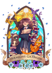 Pottermon: Hermione Granger by Lushies-Art