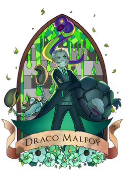 Pottermon: Draco Malfoy