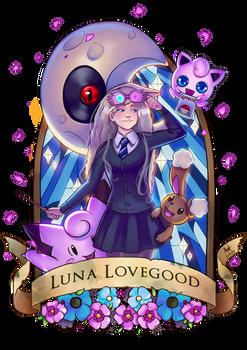 Pottermon: Luna Lovegood