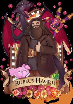Pottermon: Rubeus Hagrid