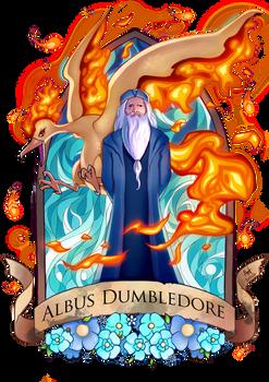 Pottermon: Albus Dumbledore