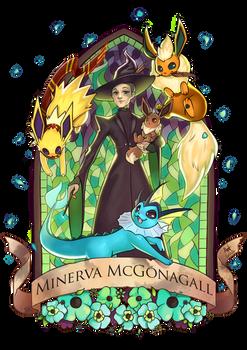 Pottermon: Minerva McGonagall