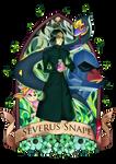 Pottermon: Severus Snape