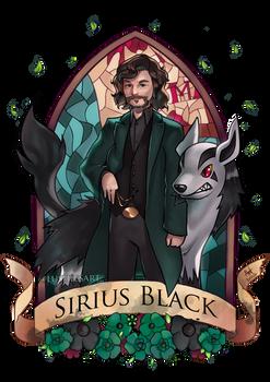 Pottermon: Sirius Black