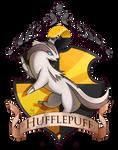 Pottermon Crest: Hufflepuff