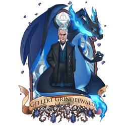 Pottermon: Gellert Grindelwald