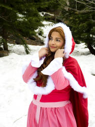 Belle-cosplay-beauty And The Beast  (4)
