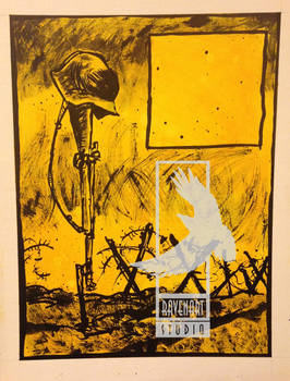 All Quiet On The Western Front book cover art
