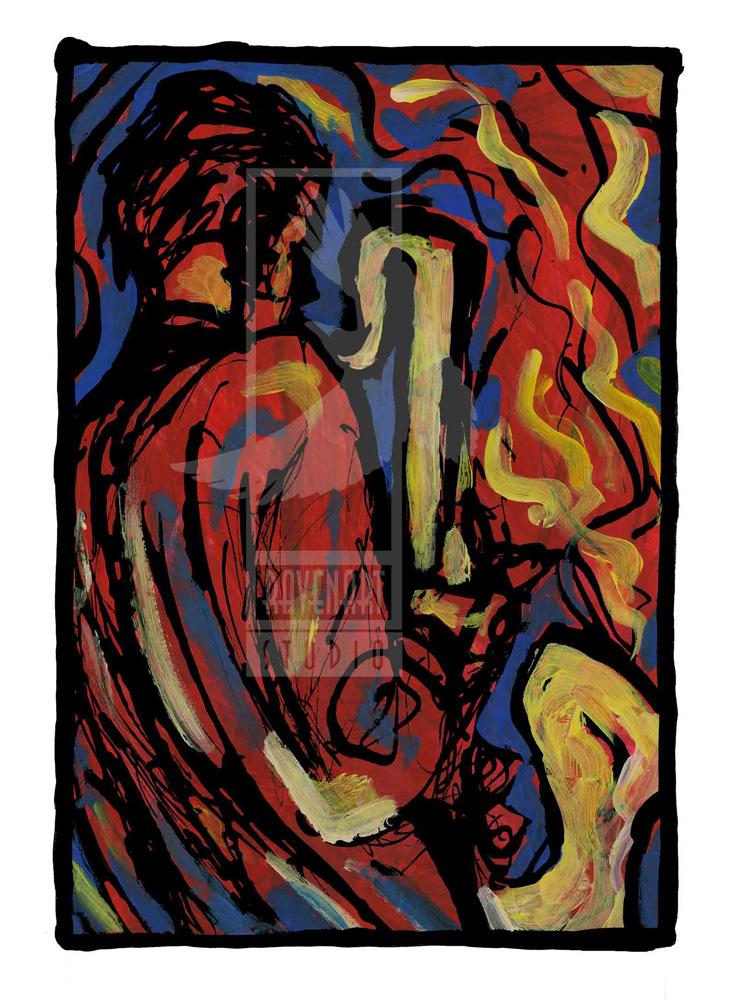 Jazz Play.2 by RavenartStudio