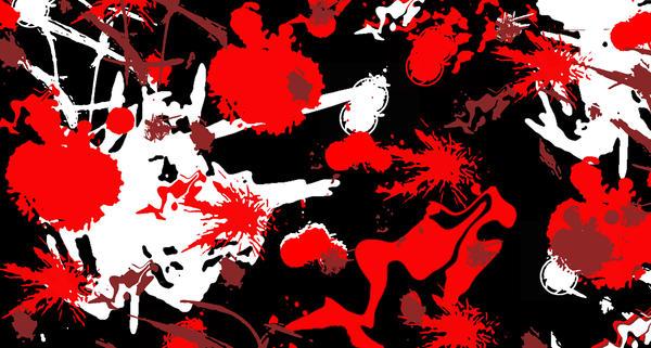 paintball splat backgrounds - photo #4