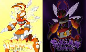 Pokemon Light and Dark - Hiverno