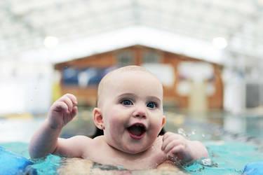 Swim Time Splashies