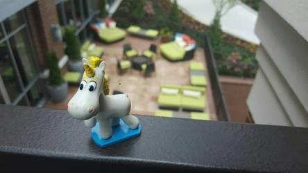 Glittered Unicorn by namespace
