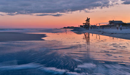 Fire Island Setting by namespace