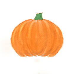 Pumpkin Sketch Challenge by namespace