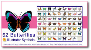 Angela's Butterfly Symbols
