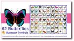 Angela's Butterfly Symbols