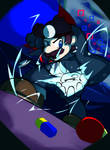 Dr.Mario's Black Suit
