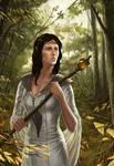 Elven Witch