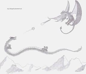 Asian Dragon vs European Dragon 4