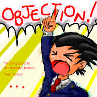 OBJECTION by chaokiller