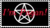 Paganism Stamp by trevorelder