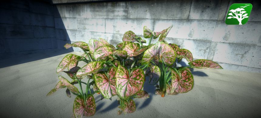 Realistic Foliage Pack1 by RakshiGames