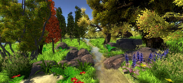 Realistic Forest Pack