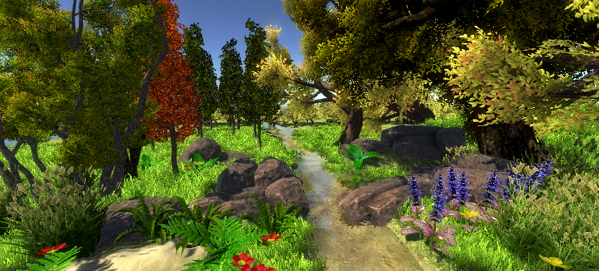 Realistic Forest Pack by RakshiGames