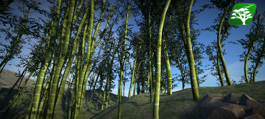 Bamboo Tree Pack by RakshiGames