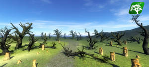 Destroyed Trees Pack