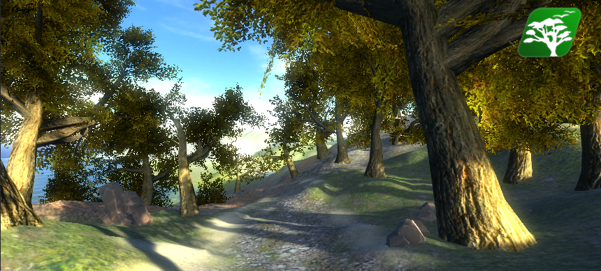 Realistic Tree 8 by RakshiGames
