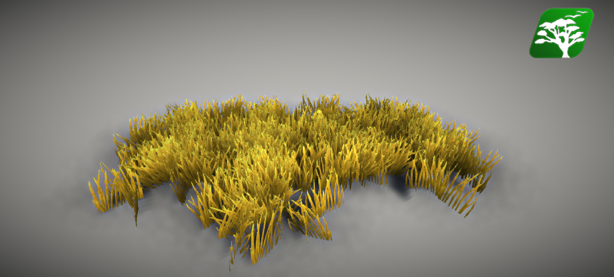 High Quality Grass and Bush Pack by RakshiGames
