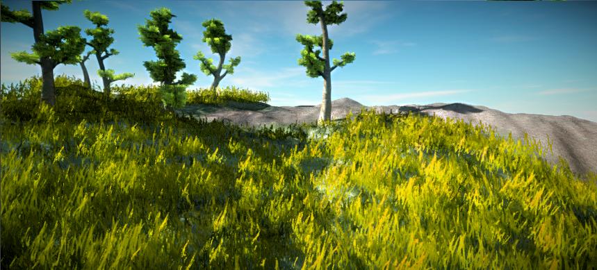 Realistic Tree 15 by RakshiGames
