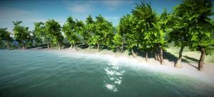 Realistic Tree 14 by RakshiGames