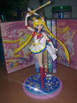 Sailor Moon SuperS attack