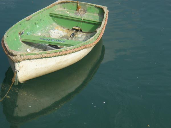 Little Rowing Boat by lozzy1992
