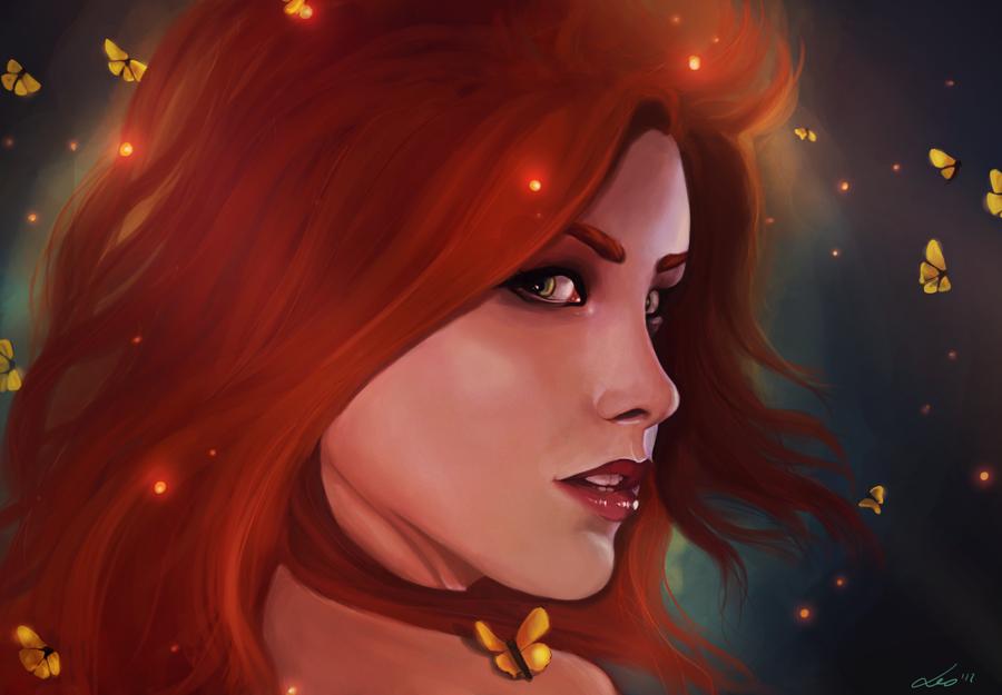Ariel by MatteoAscente