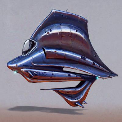 wasp 05 spaceship
