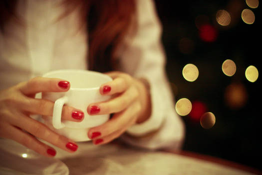 do u wanna a cup of tea