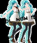 .:MMD:. Sweet Miku -DL-
