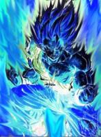 Goku by sauramede