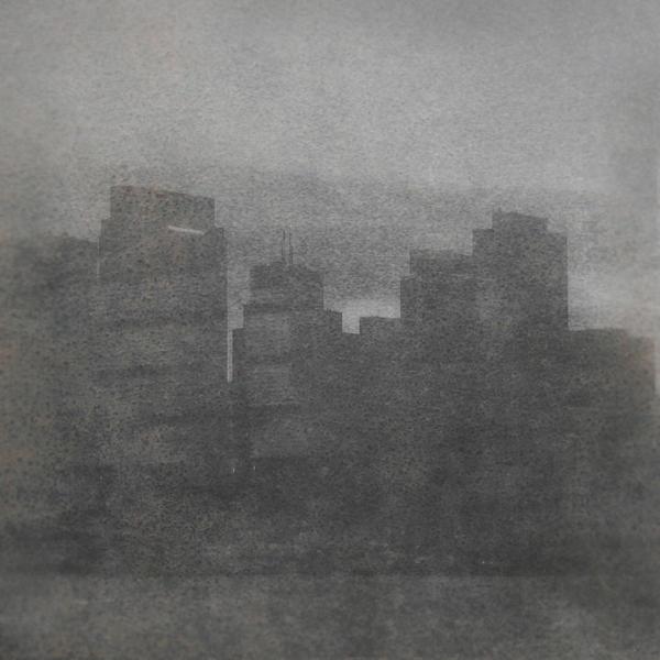 skyline in grey by hclay