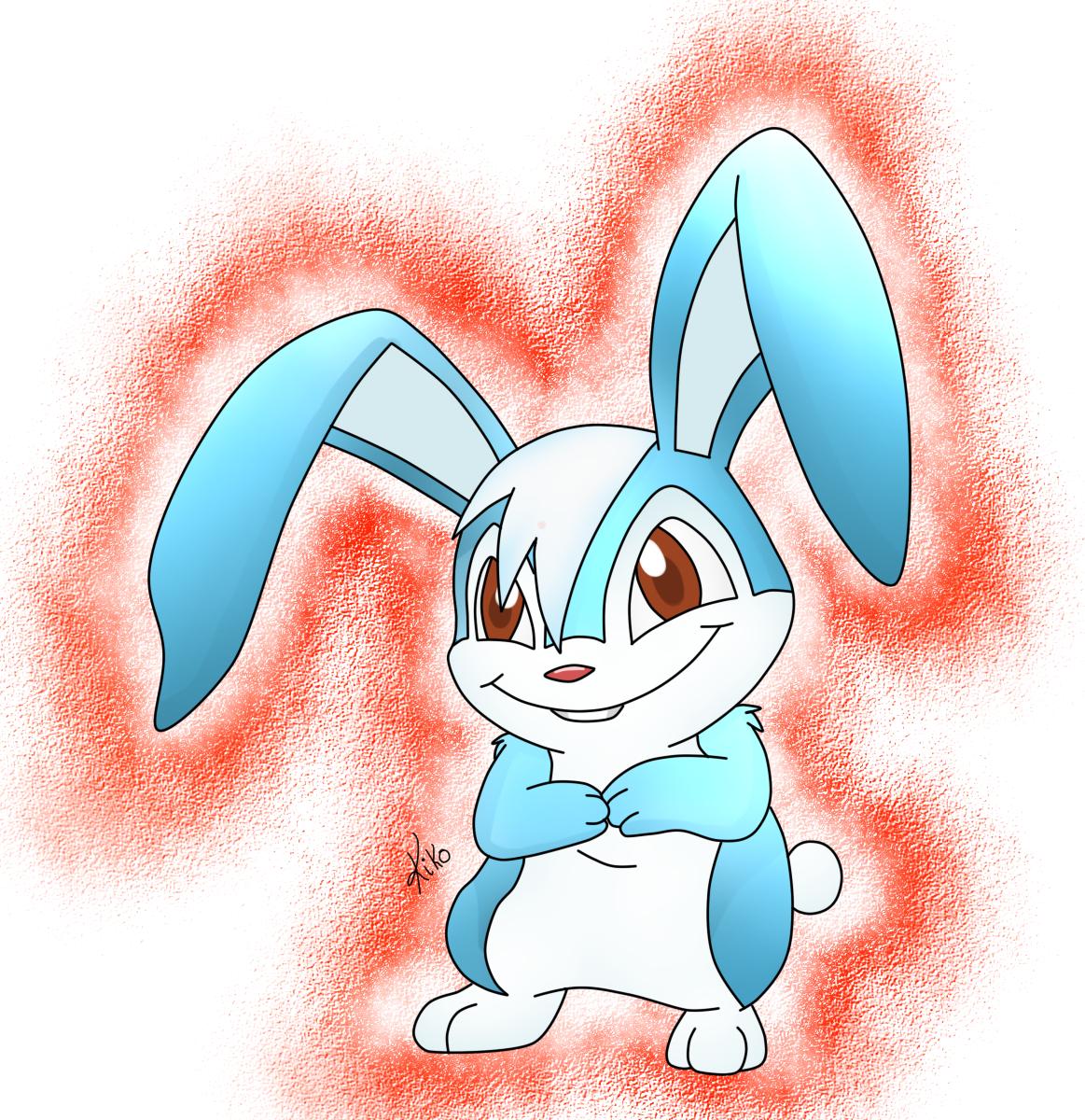 Картинки с кроликами из винкс