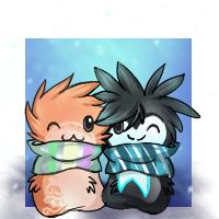fluf love by Pikachim-Michi