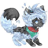 WD: aker pixel art by Pikachim-Michi
